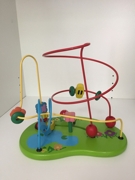 BBY033: Wire Bead Toy