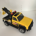 CAR002: Tonka Tow Truck Large