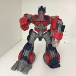 CAR003: Optimus Prime Transformer Action Figure