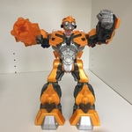 CAR004: Bumblebee Transformer Action Figure
