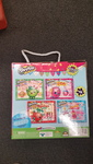 PU021: Shopkins - 4 Puzzle Pack