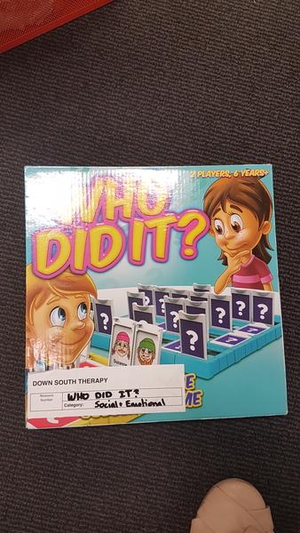 EM004: Who Did It?