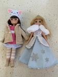 06: Lottie Snow Queen & Pandora's Box Dolls