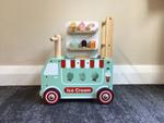 174: Ice Cream Wooden Walker
