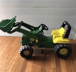 299: John Deere Pedal Tractor