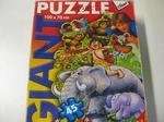 395: Giant Tarzan Puzzle