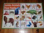 398: Jumbo Floor Puzzle � Animals