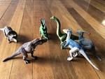 142: Set of 6 Dinosaurs