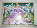 9: Woodland Princess Puzzle