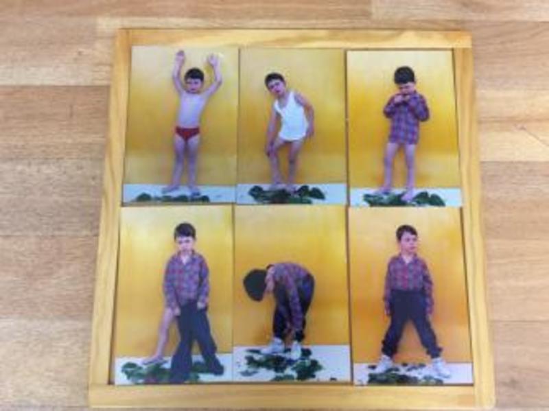 152: Dressing Boy Board
