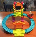2151: Dora`s Mega blocks and Roller Coaster Adventure