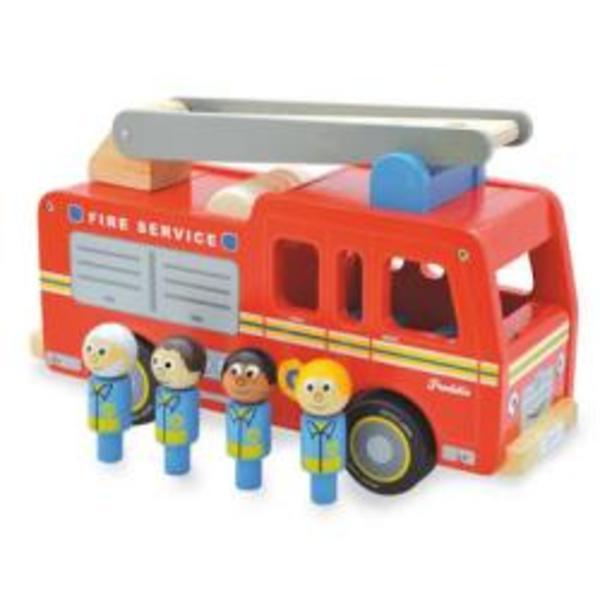 238: Freddie Fire Engine