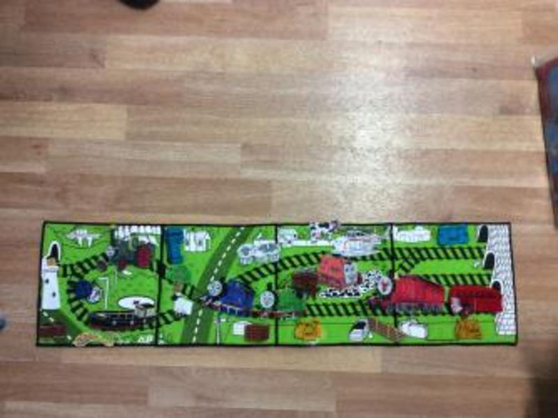 2520: Thomas Felt Board