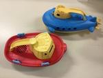 415: Bath water boats