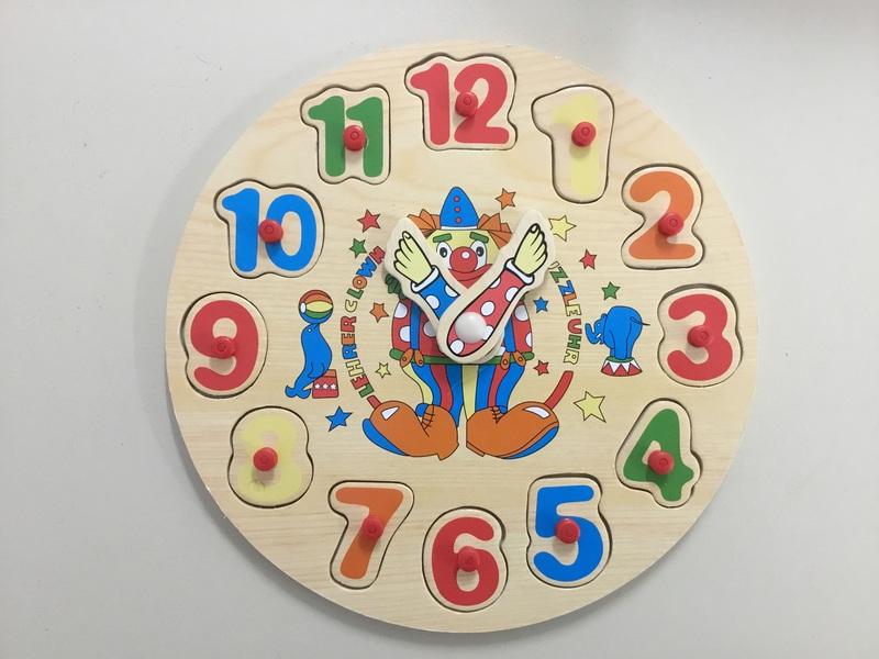 561: Clock puzzle