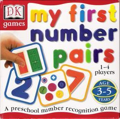 170: My First number pairs