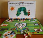 734: Very Hungry Caterpillar Counting Game