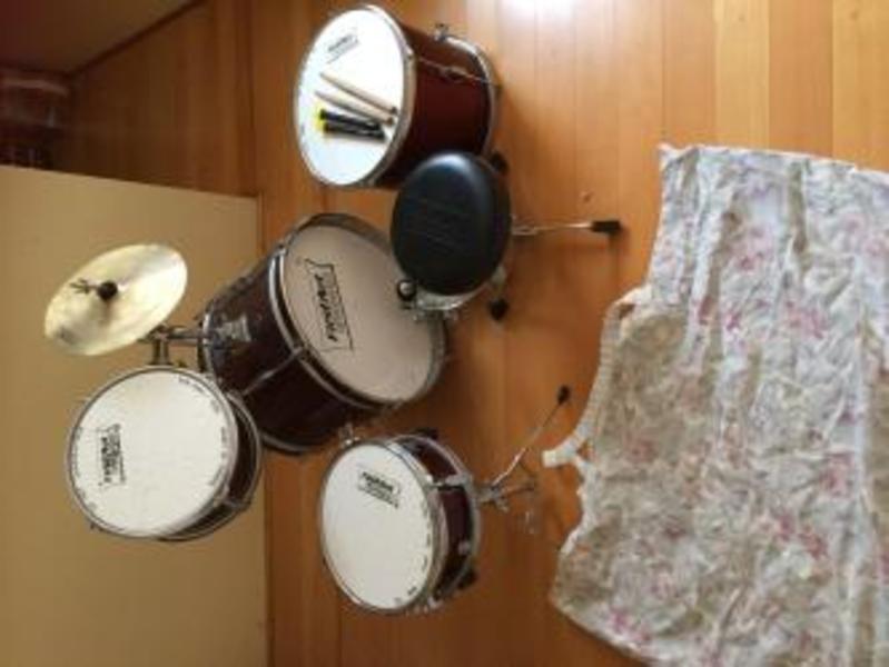 64: Large Drum Kit