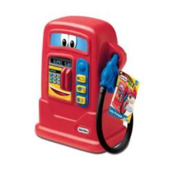 75: Cozy Petrol Pumper