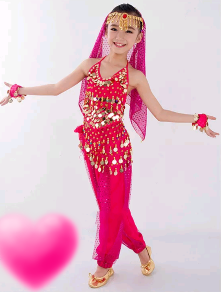 19: Gypsy Belly Dancer Costume