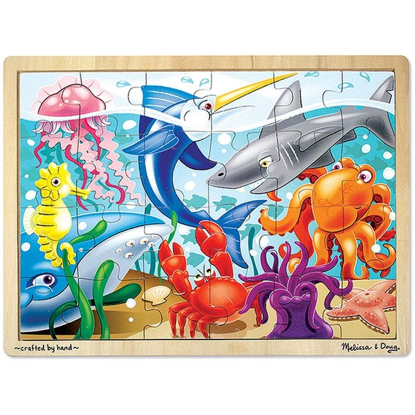 51: Under the Sea Melissa and Doug Puzzle