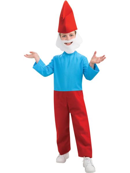 214: Smurf Costume