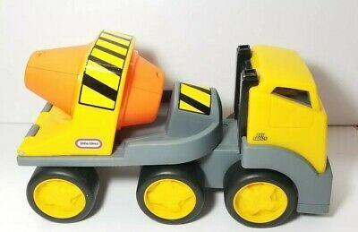 244: Little Tikes Rugged Riggz Cement Truck