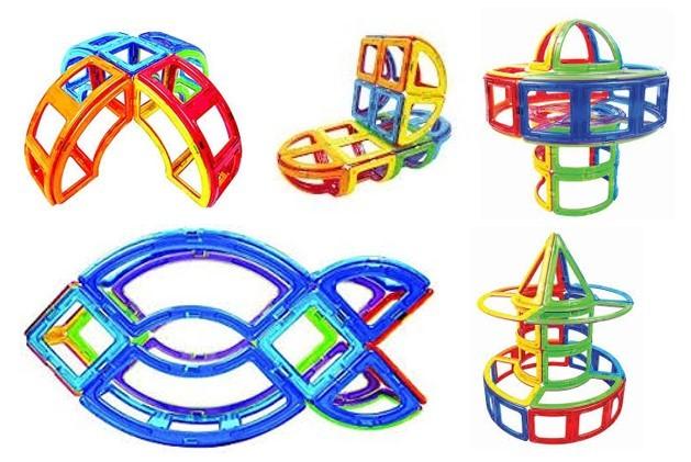 335: Magformers Basic Curve 50 Set