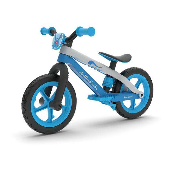 351: Chillafish Balance Bike, Blue