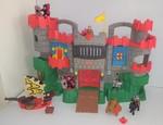 430: Fisher Price Imaginext Great Adventures Castle