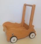 435: Wooden Trolley