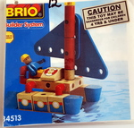 12: BRIO BUILDER SYSTEM - BOAT
