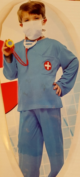 515: ER DOCTOR COSTUME
