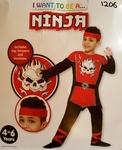 1206: Ninja costume