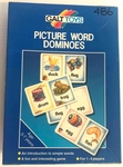 486: PICTURE WORD DOMINOES