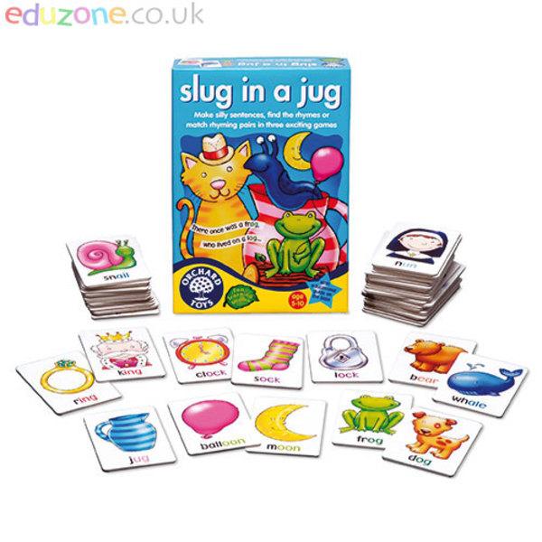998: Slug in a  Jug