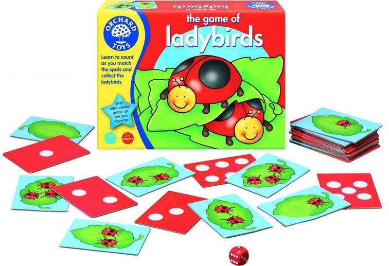 1002: The game of Ladybirds