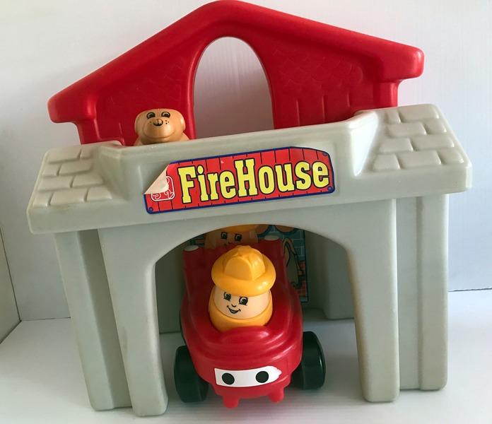 466: BIGGER FAMILY FIREHOUSE    #A