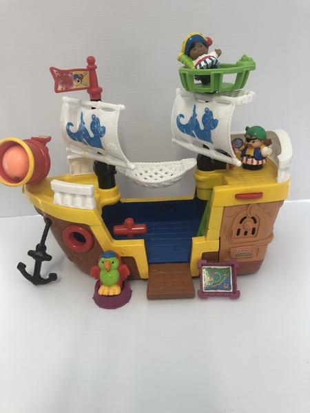 502: LIL' PIRATE SHIP