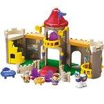 618: LITTLE PEOPLE KINGDOM CASTLE