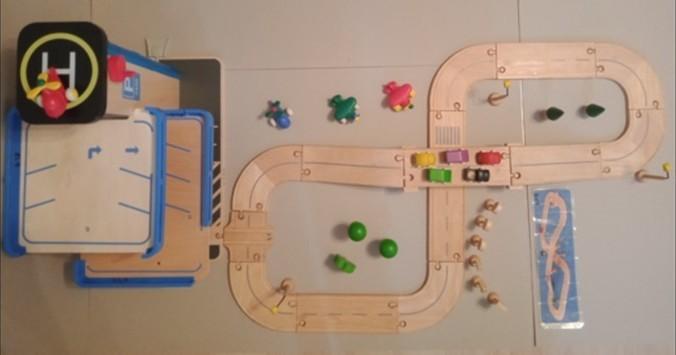 698: Plan Road System