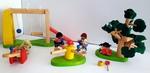 819: Wooden Playground Set