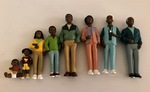 974: MINILAND AFRICAN FAMILIES