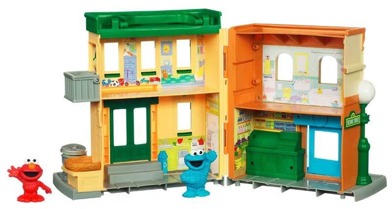 1430: Sesame Street Mr Hoopers Store