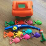 261: LITTLE TIKES KIDS CATCH 'N' COUNT FISHING SET