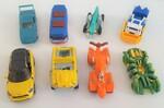 640: Matchbox & Hot Wheels Vehicles Set