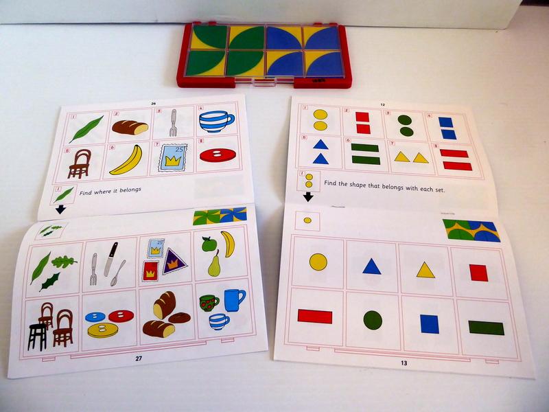 1037: Starter Tiles  - Book 1