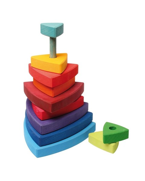 1062: Shaped Conical Tower - 25cm