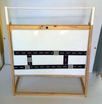 1363: White Board A Frame