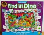 1288: Find It! Dino Large Floor Puzzle